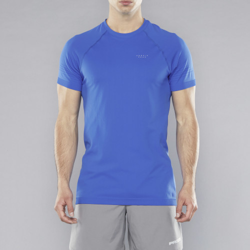 T-Shirt Peak Warp - Shock Blue