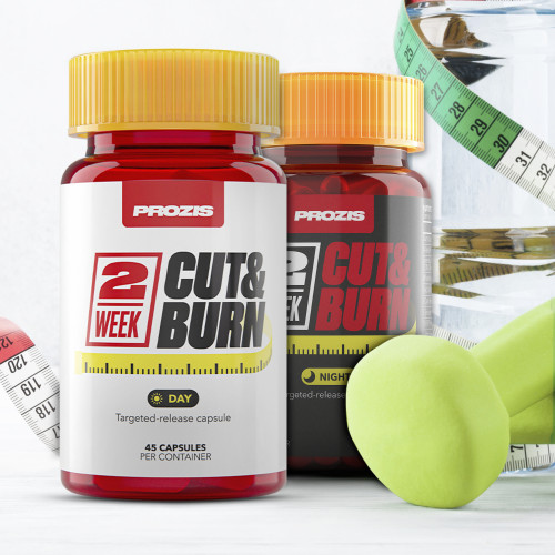 2 Week Cut & Burn Pack