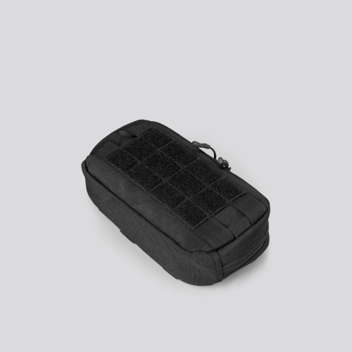 Pochette Multifonctionnelle Army Medium Horizontal - Stealth Black