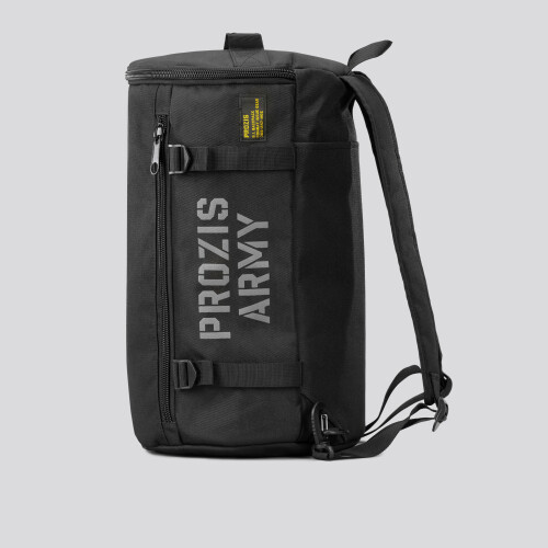 Army Duffle Backpack - G.I. Black