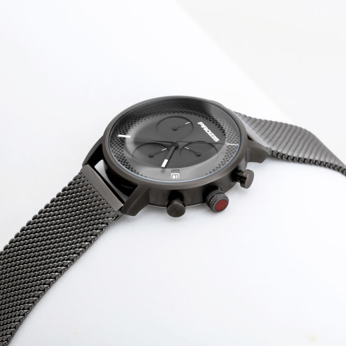 Calibre Watch - Gun Metal Gray