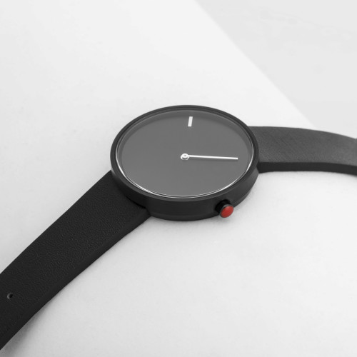 The Circle Watch - Black