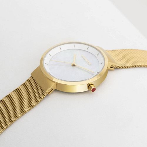 Saint Tropez Watch - Golden Pearl