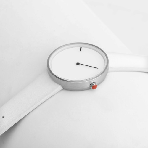 The Circle Watch - White