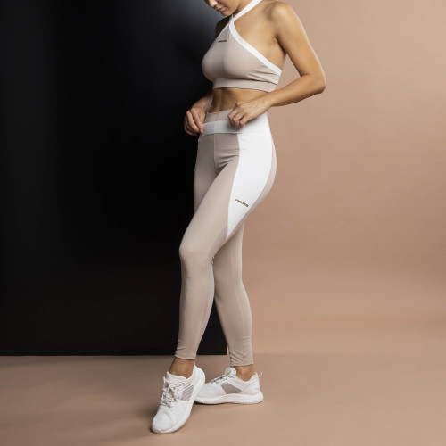 X-Sense Leggings - Mombin Cream