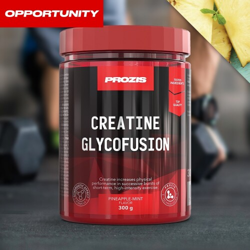 Creatine GlycoFusion 300 g Opportunity