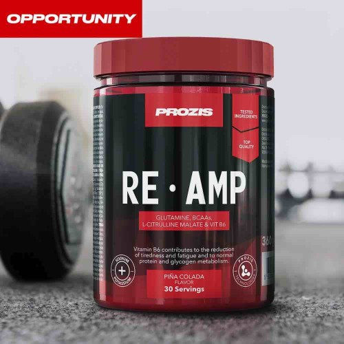 RE-AMP 30 servings Opportunity
