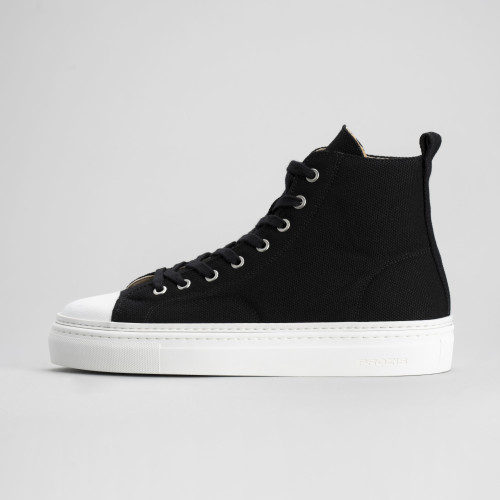 Sneakers - Sakuragi High Black - W