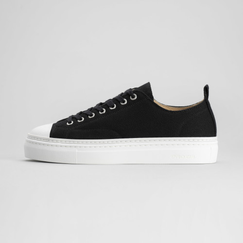 Gymnastikskor - Sakuragi Low Black - W