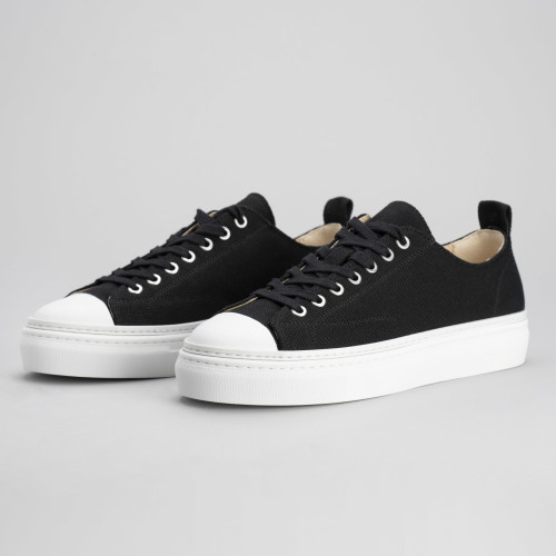 Sneakers - Sakuragi Low Black - M