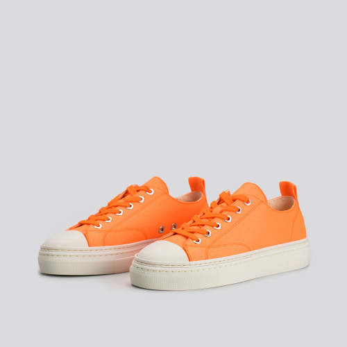 Gymnastikskor - Sakuragi Low Orange