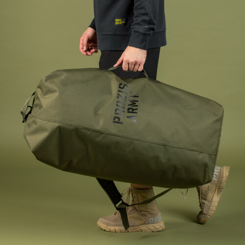 Army Deployment Duffle Bag - Olive Green