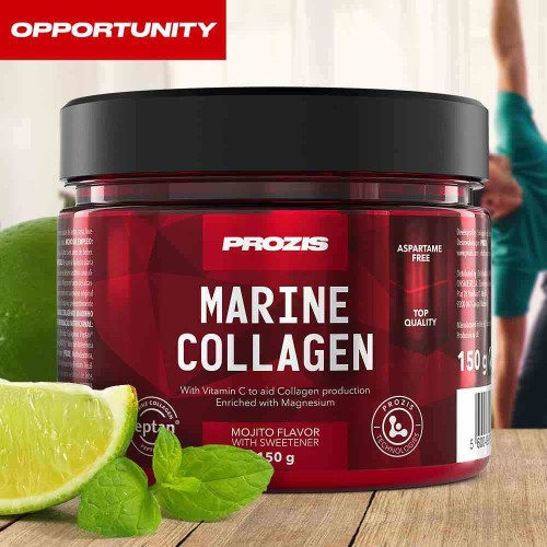 Marine Collagen + Magnesium 150 g Opportunity