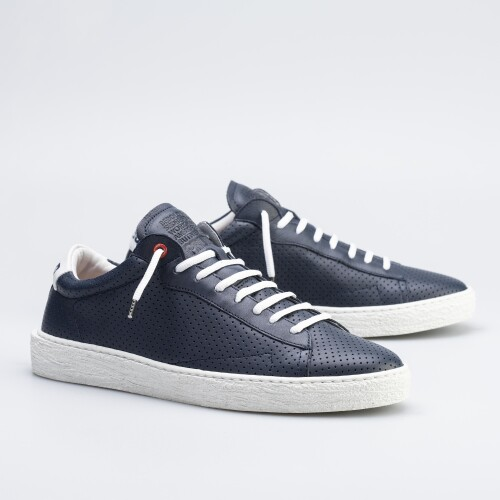 Sneakers - Match M Blue