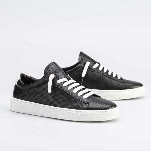 Sneakers - Match W Black