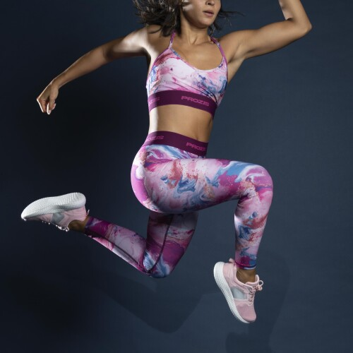 Leggings X-Spirit Ally - Pink