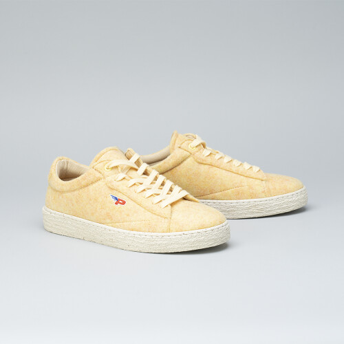 Sneakers - Match Felt Mellow Yellow