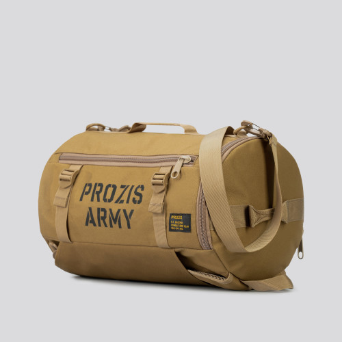 Army Duffle Backpack - G.I. Brown