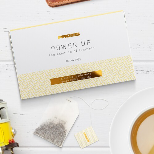 Power Up-infusie 20 zakjes