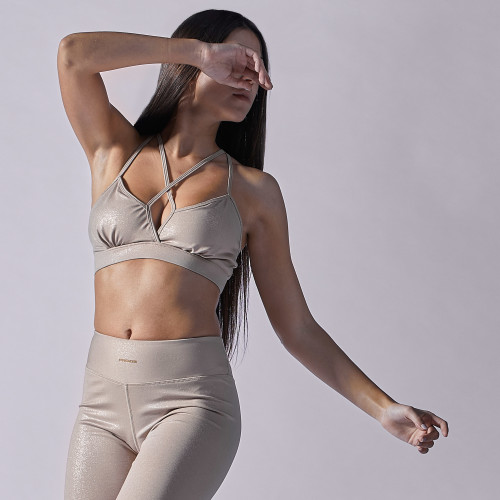X-Sense Sports Bra - Inupiat Cream