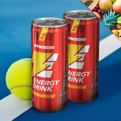 2 x Energy Drink 250 ml