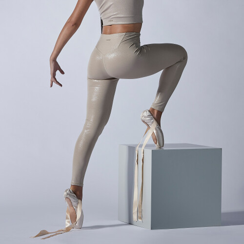 X-Sense Leggings - Alutiit Cream