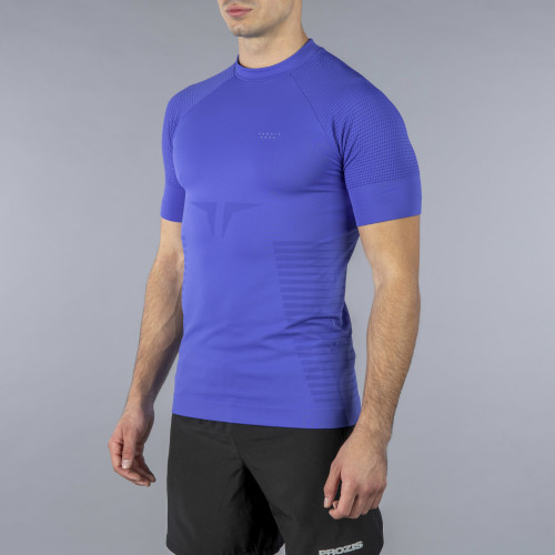 Peak SS Baselayer - Panther Shock Blue