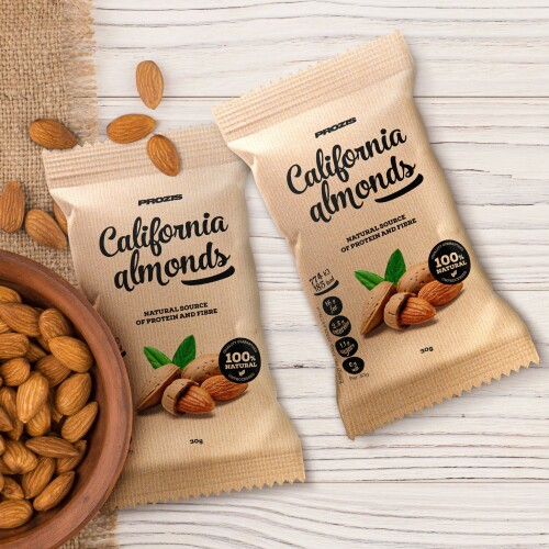 2 x California Almonds 30 g