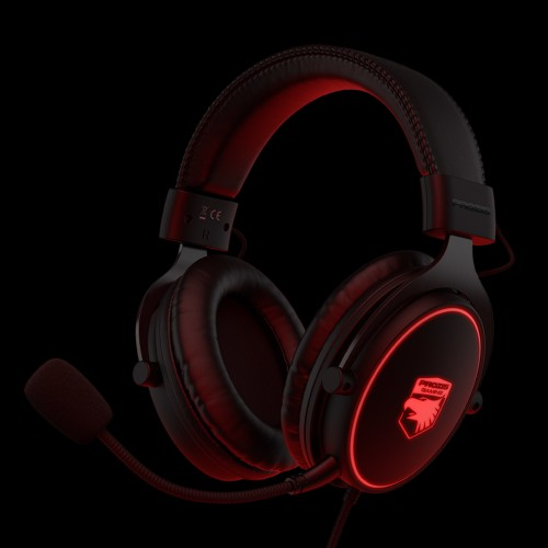 Gnosis - Som Surround Virtual 7.1 - Headset de Gaming