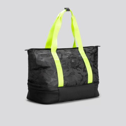 Athletic Tote - Black Camo