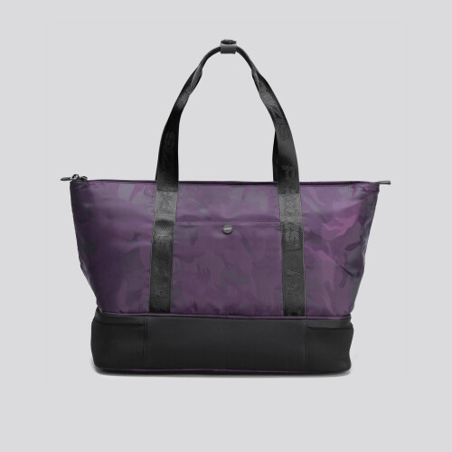 Athletic Tote - Pink Camo