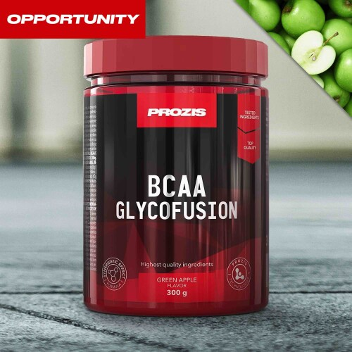 BCAA GlycoFusion 300 g Opportunity