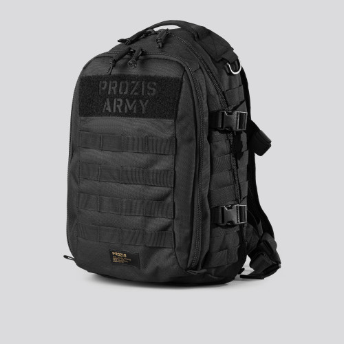 Army Civil Affairs Backpack - Stealth Black