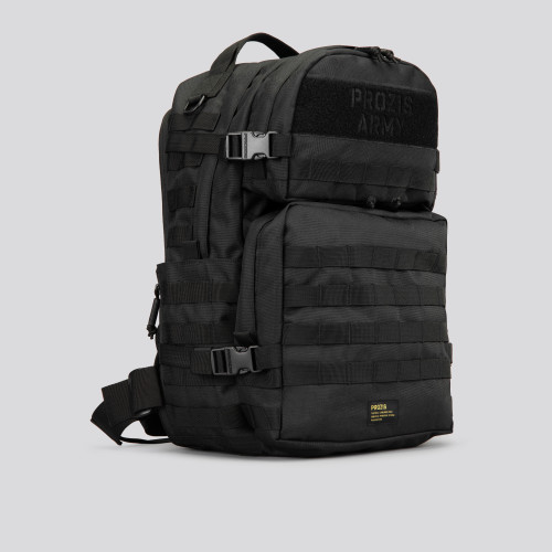 Army Tactical Camelback Backpack - Stealth Black