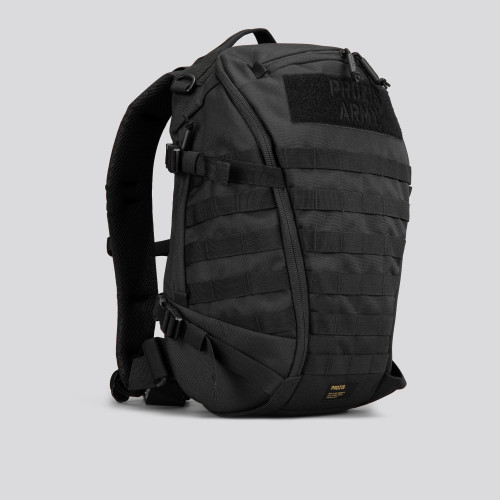 Army Field Action Backpack - Stealth Black