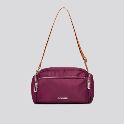 Shoulder Bag - Chloe Beetroot