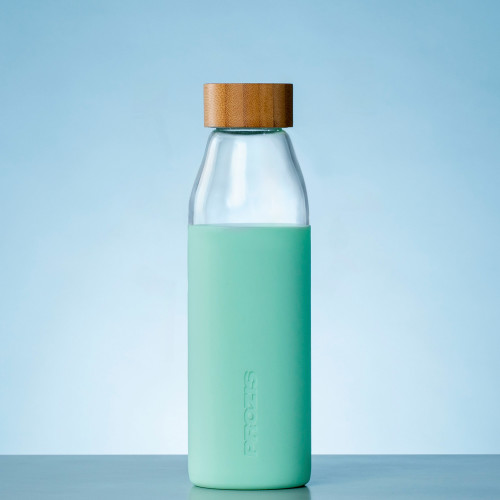 Oslo Glass Bottle - Mint 500 ml