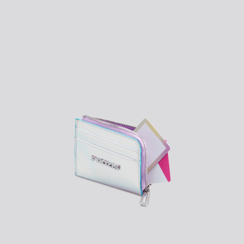 Mermaid Wallet - Iridescent Lilac