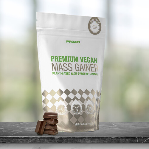 Premium Vegan Mass Gainer 2722 g