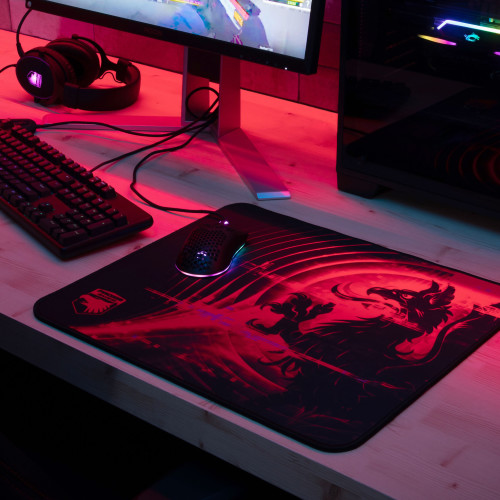 Aktion Mouse Pad with Griffon - Gaming Edition - 450x400mm