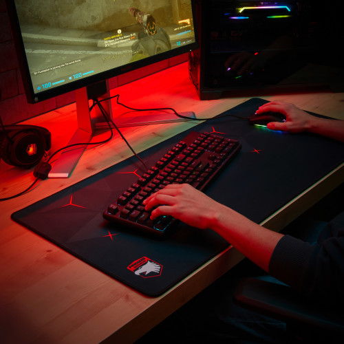Aktion Extended Mouse Pad - Gaming Edition - 900x400mm