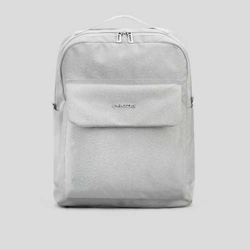 Suki Backpack - Ivory Gray