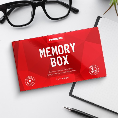 Memory Box 30 softgels