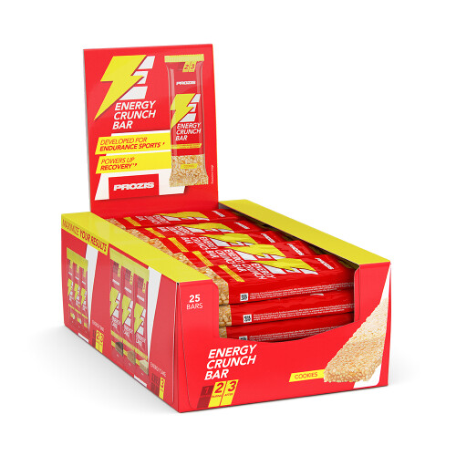 25 x Energy Crunch Bar 40 g