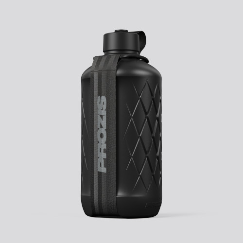 Hydra Bottle - 1.8L Black/Black