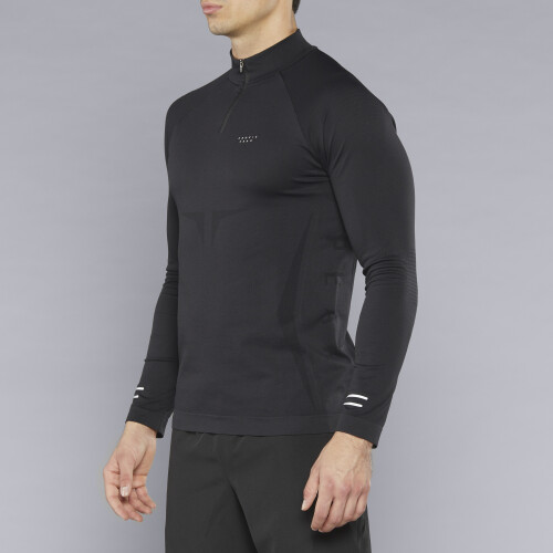 Peak Raiden Langarm Baselayer - Night
