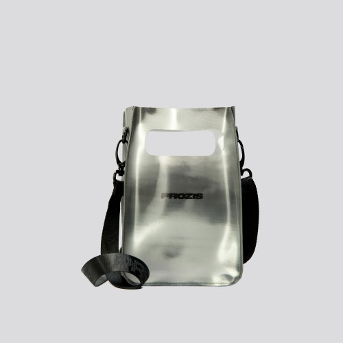 Shoulder Bag - Pigalle Mercury SIlver