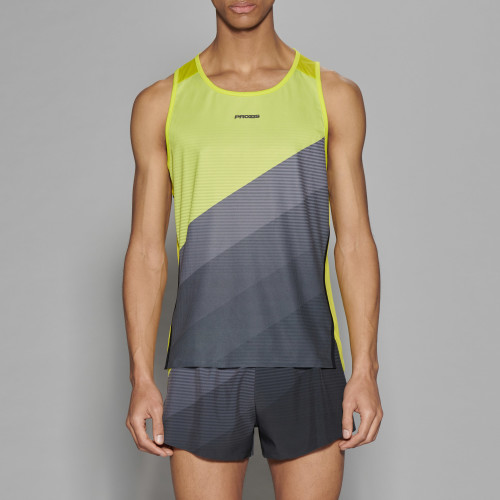 X-Run Boston M Tanktopp - Multi
