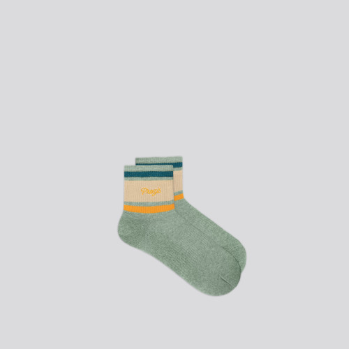 B-Style Avery Ankle Socks - Green