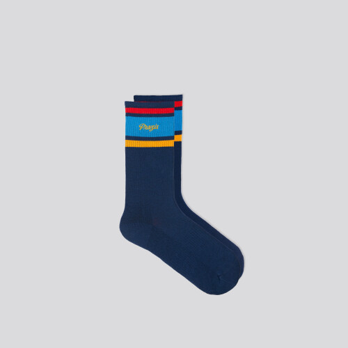 Chaussettes mi-mollet B-Style Carson - Navy